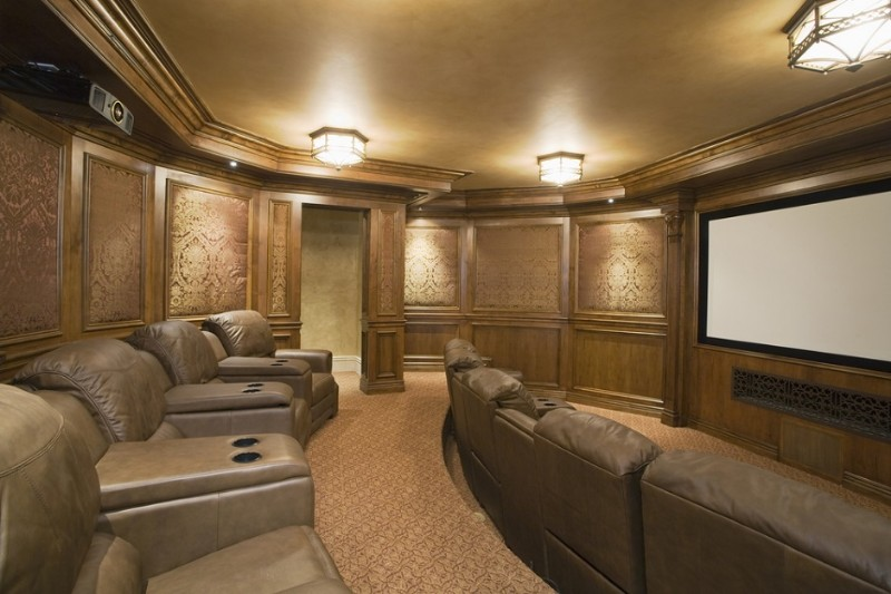 Interior Design Jobs Home Cinema